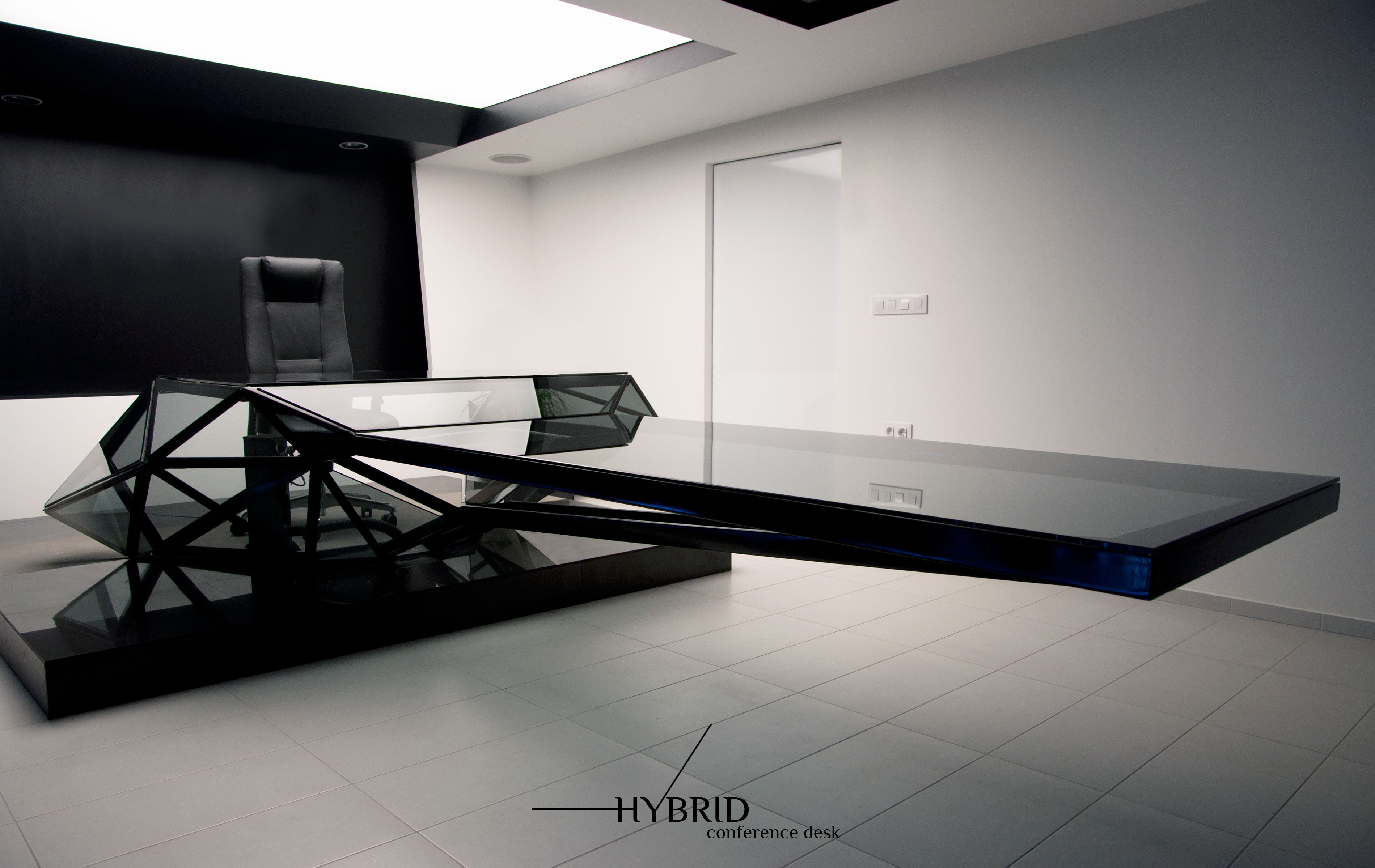 Hybrid – Conference Table
